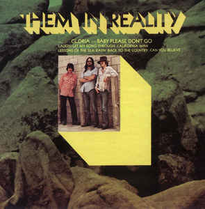 Them In Reality Book Cover