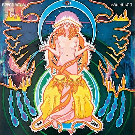 Space Ritual Book Cover