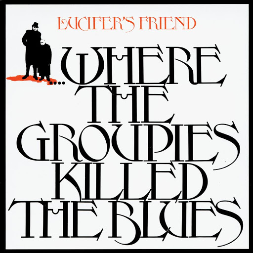 Where The Groupies Killed The Blues Book Cover