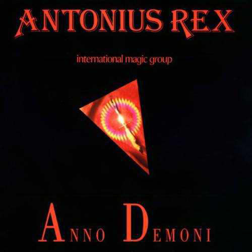Anno Demoni Book Cover