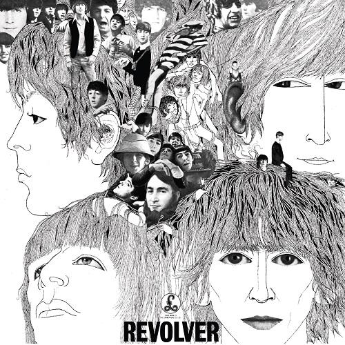 Revolver Book Cover