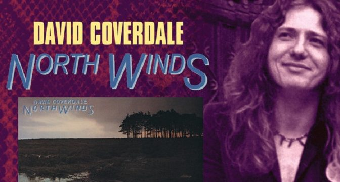 David COVERDALE – North Winds (1978)