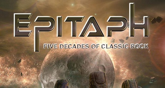 EPITAPH – Five Decades Of Classic Rock (2020)