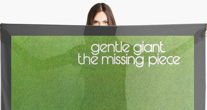 GENTLE GIANT – The Missing Piece (1977)