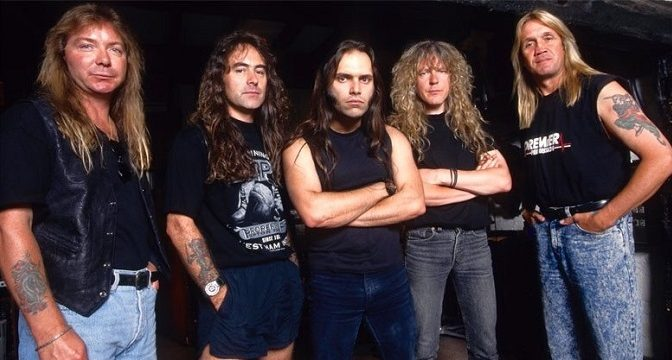 Iron Maiden – môj X-Factor