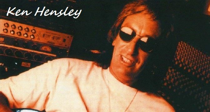 From my archive: November 1999 – KEN HENSLEY (Interview)