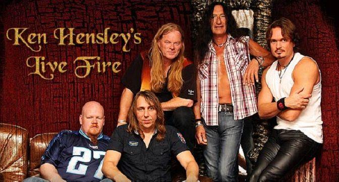 Ken Hensley & Live Fire – Rýchlejšie!