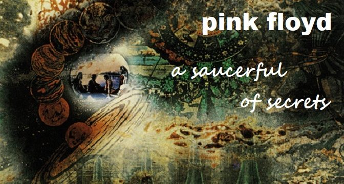 Pink Floyd ‎– A Saucerful Of Secrets (1968)