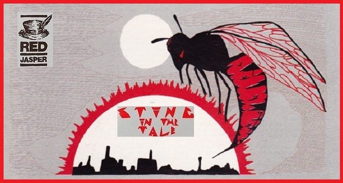 RED JASPER – STING IN THE TALE (1990)