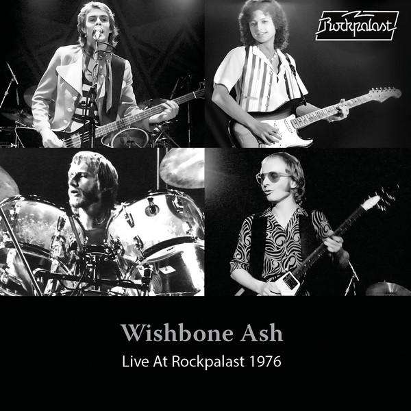 Live At Rockpalast 1976 Book Cover