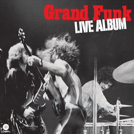 Live Album Book Cover