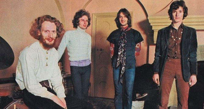 Blind Faith – Blind Faith (1969)