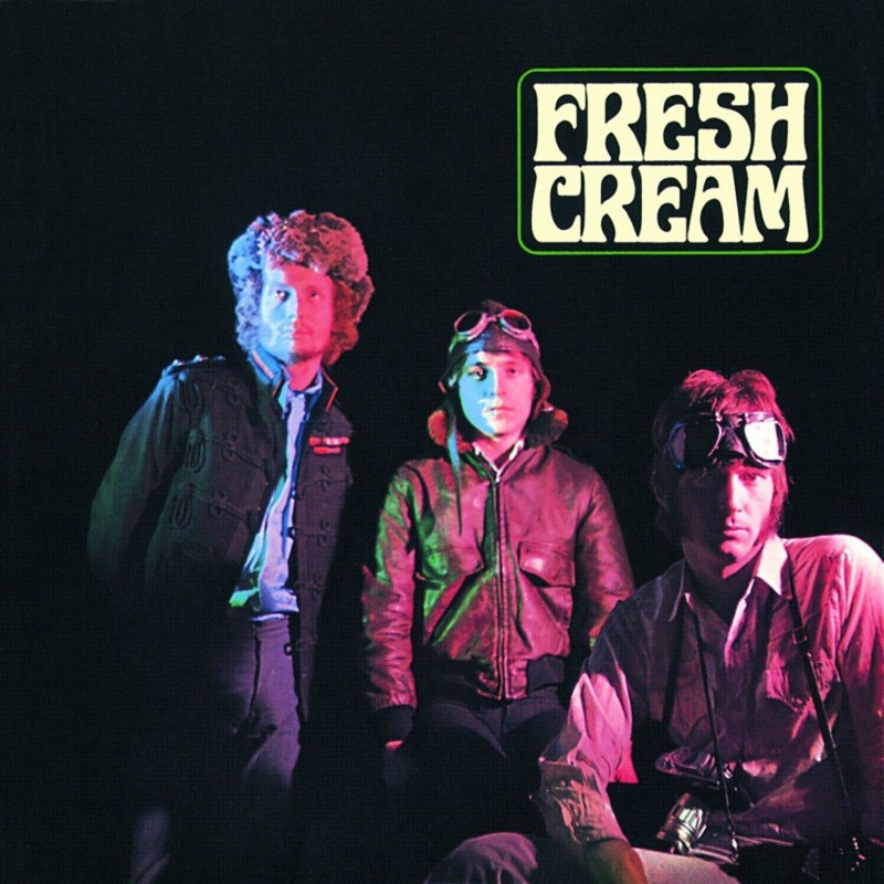 Fresh Cream Book Cover