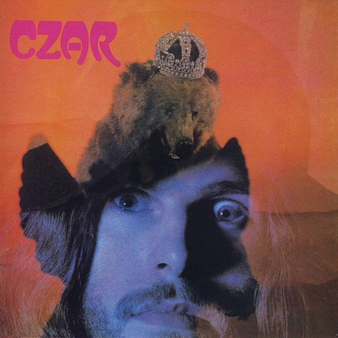 Czar Book Cover