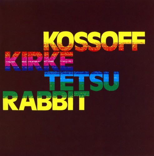 Kossoff, Kirke, Tetsu, Rabbit Book Cover