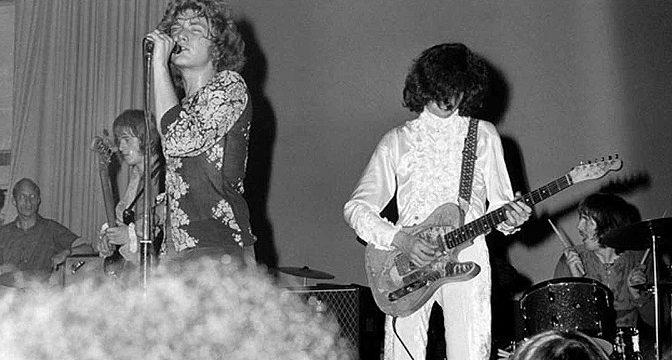 Led Zeppelin I – rodia sa dejiny