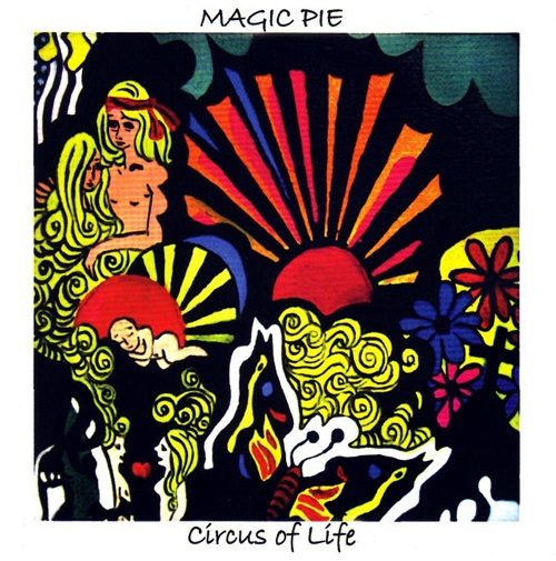 Circus Of Life Book Cover