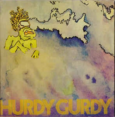 Hurdy Gurdy Book Cover