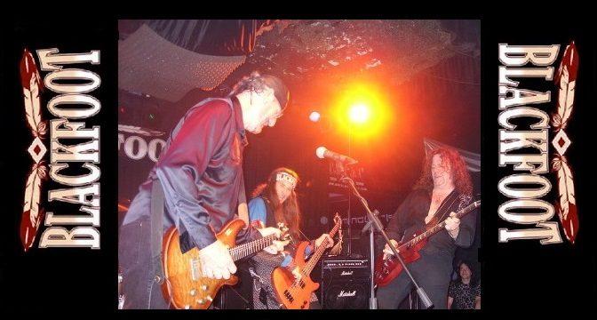 Blackfoot – Južanský rock po indiánsky v Prahe