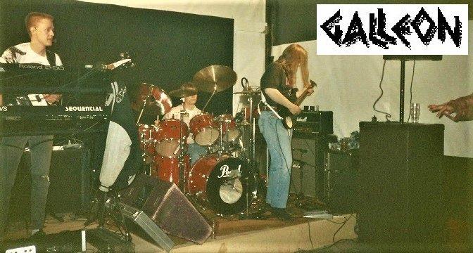 Galleon – Lynx (1992)