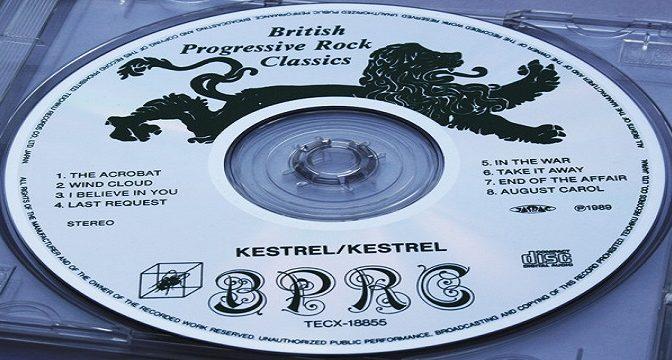 Kestrel – Kestrel (1975)