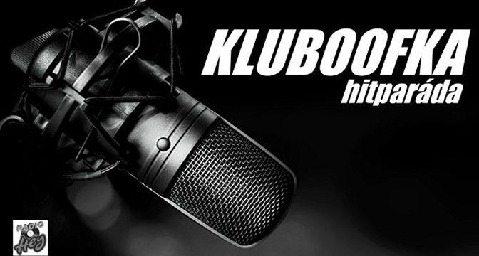 """KLUBOOFKA – tvoje jediná """"klubová"""" hitparáda BŘEZEN 2021"""