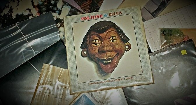 Pink Floyd – Relics (1971)
