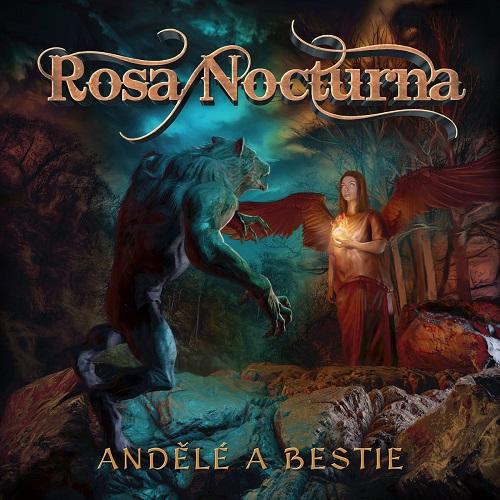 Andělé a bestie Book Cover