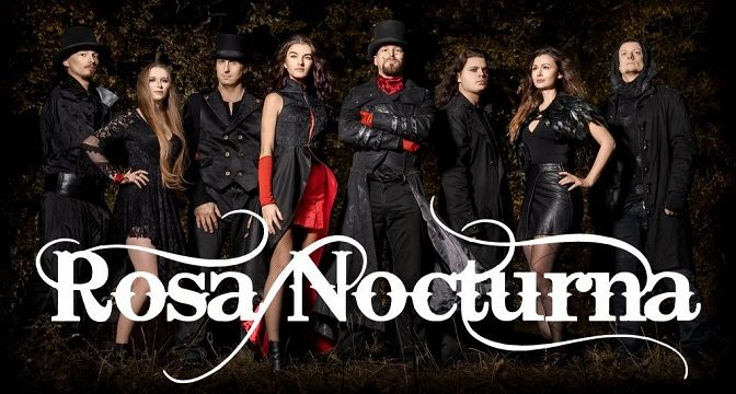 Rosa nocturna – Andělé a bestie (2020)
