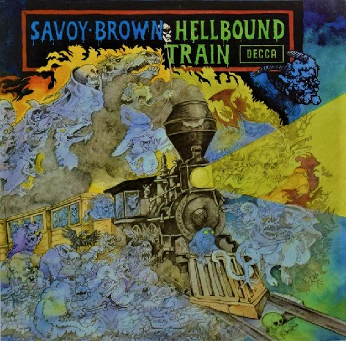 Hellbound Train Book Cover