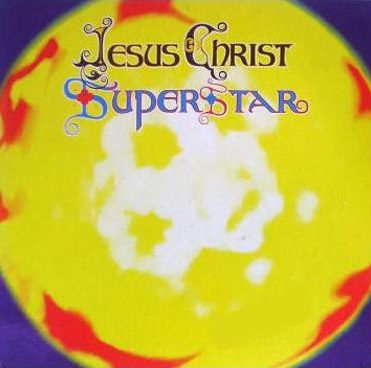 Jesus Christ Superstar Book Cover