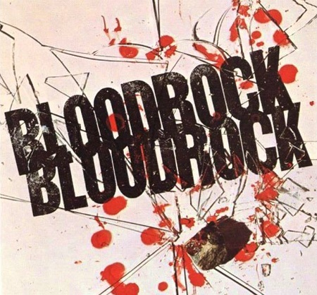 Bloodrock Book Cover
