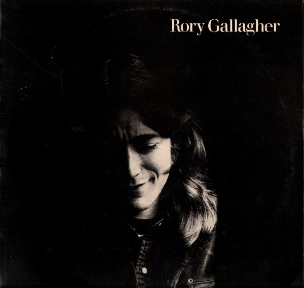 Rory Gallagher Book Cover
