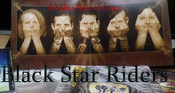 Black Star Riders – Another State Of Grace (2019)