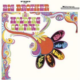 Big Brother And The Holding Company Featuring Janis Joplin Book Cover