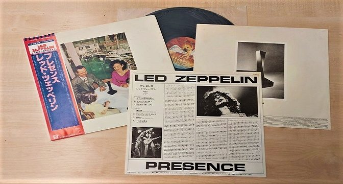 Led Zeppelin – Presence (1976)