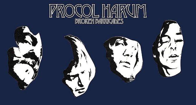 Procol Harum – Broken Barricades (1971)