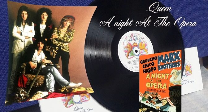 Queen – A Night At The Opera (1975)