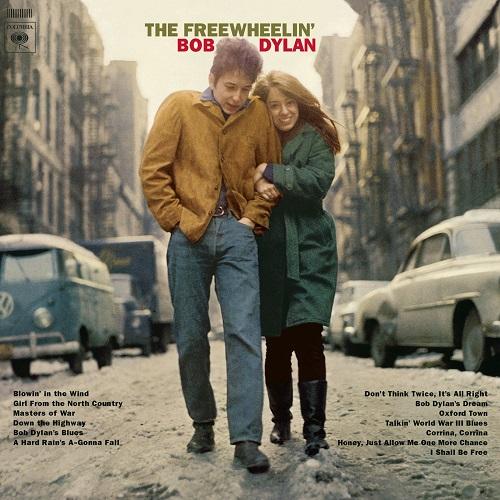The Freewheelin' Bob Dylan Book Cover