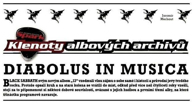 Black Sabbath – Diabolus In Musica