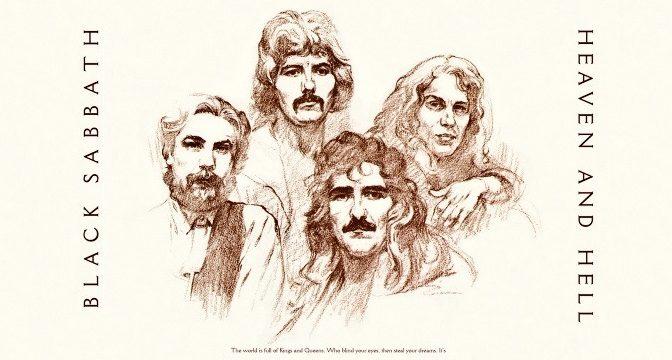 Black Sabbath – Heaven And Hell, 1980