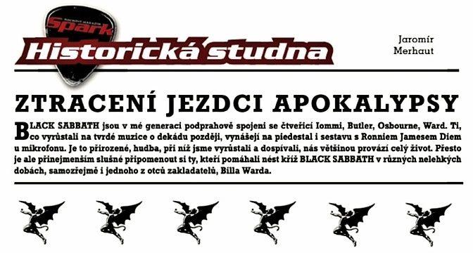 Black Sabbath – Ztracení jezdci apokalypsy
