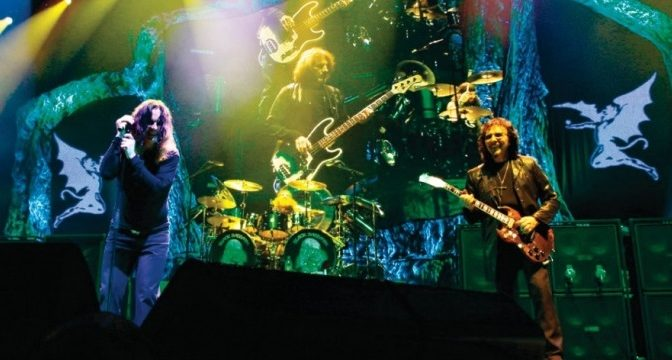 Black Sabbath – Live 2013 & 2016