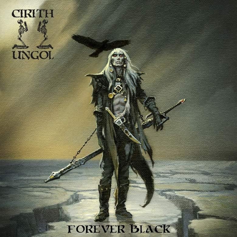 Forever Black Book Cover