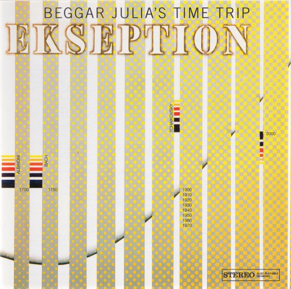 Beggar Julia's Time Trip Book Cover