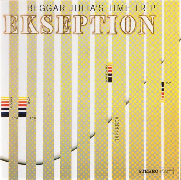 Beggar Julia's Time Trip Book Cover