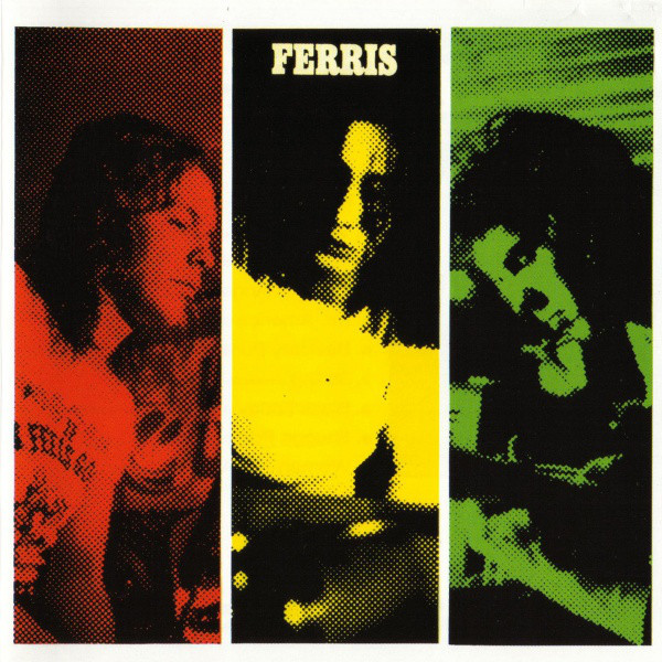 Ferris Book Cover