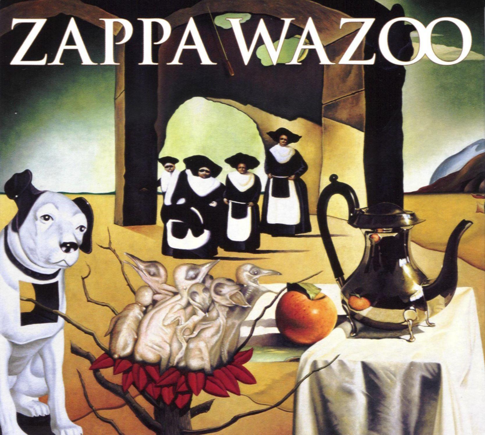 Wazoo Book Cover