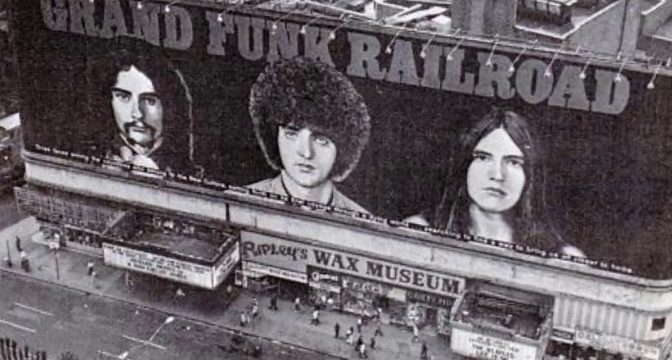 "Grand Funk Railroad sa nachádza ""Closer To Home"""