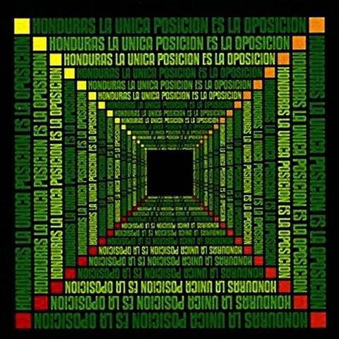La Única Posición Es La Oposición Book Cover